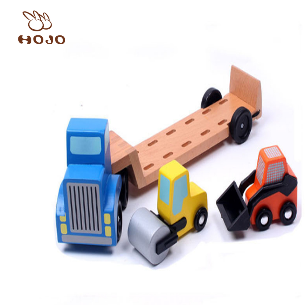 Best of China Rolling Slope with 2Cars Rolling Tower Wooden Educational Toy For Kids