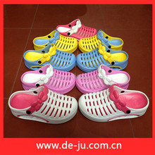 Strap Beautiful Sole Printing No Heel Sandals