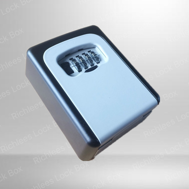 China supplier wall mount type lockbox real estate