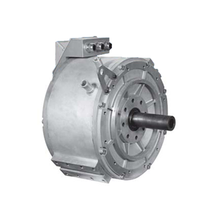 80kW Brushless Synchronous Motor for Car