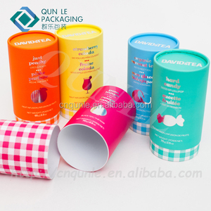 Unique Design Tea Tin Tea Caddy Tea Packaging box