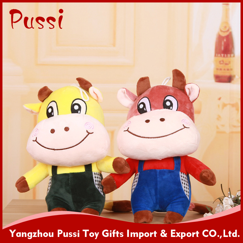 manufacturer OEM/ODM custom hippo plush toy in China
