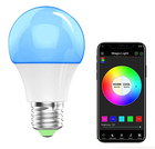 APP control smart life bulb led lighting bulb compatible with alexa and google