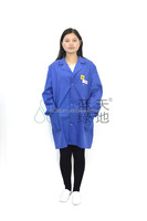 Cleanroom Antistatic Cotton Smock LTLD112