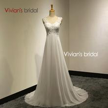 Elegantní svatební šaty z Aliexpress