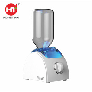 2018 NEW ARRIVAL HTJ-2122 Mini Plastic Bottle Portable Ultrasonic Humidifier Mist Maker