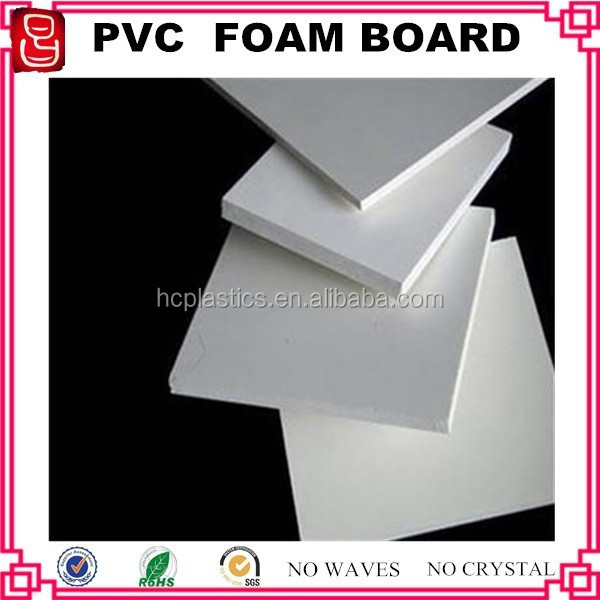 white PVC foam board, PVC sheet