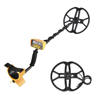 Professional Underground Metal Detector MD6350 Advance 12' Super Coil Gold Digger Treasure Hunter Pinpointer Stud Fider Detector
