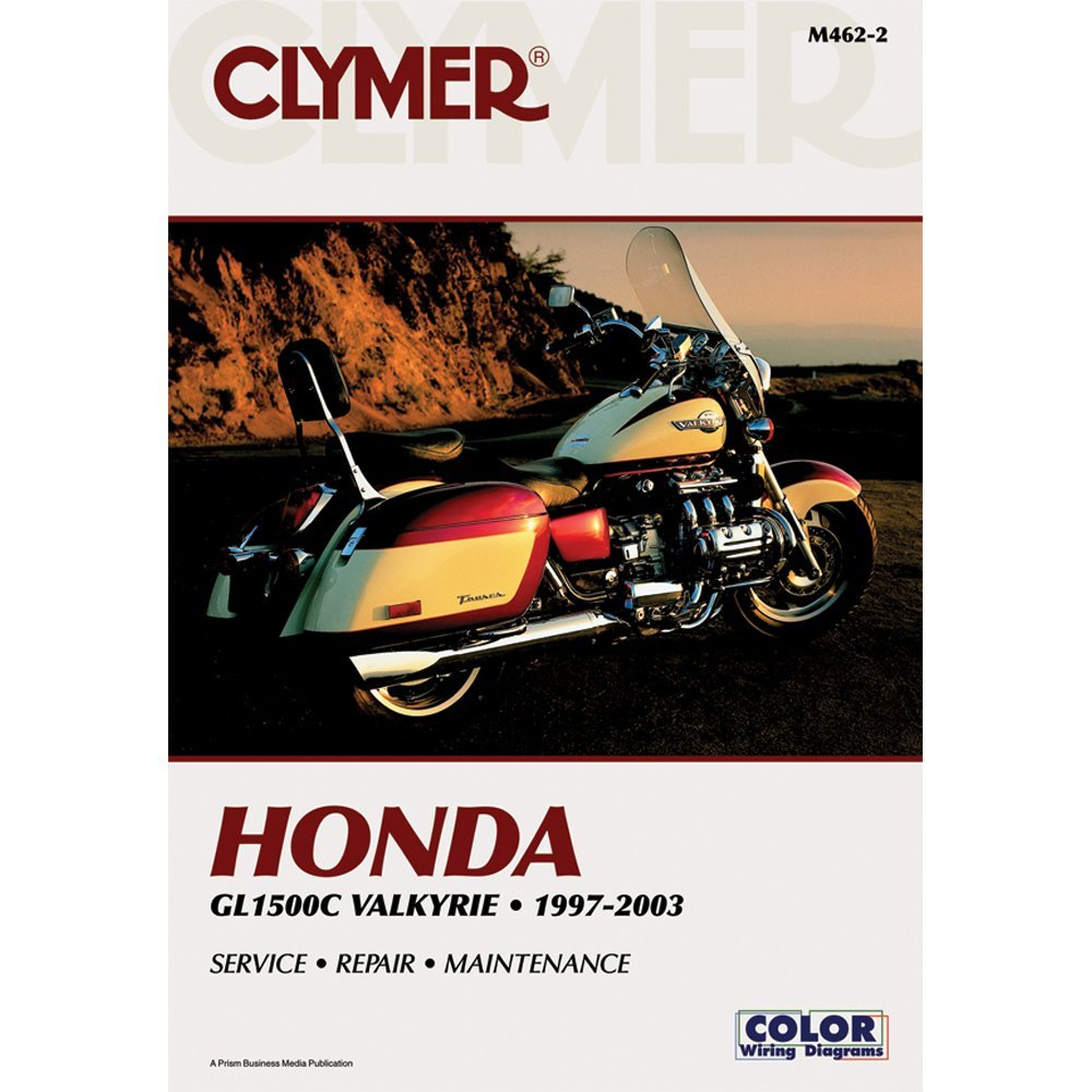 Cheap Valkyrie Oem Parts Find Deals On Line At Wiring Diagram 2001 Honda Xr80 Get Quotations Clymer Gl1500c 1997 2003