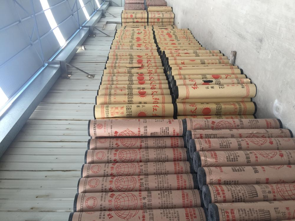 lowers roofing felt paper