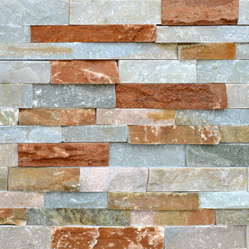 Lovely HS MB002 Interior Natural Deco Stone Panel Wall Tiles