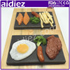 Customization Steak Stone Set Sale Lava Stone For Beef Cooking