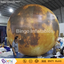 Fashion wedding planet background Inflatable HD Printing Moon