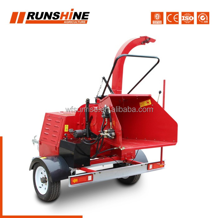 Hot Sale DWC-22 industrial wood chipper machine for sale