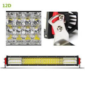 "Aluminum Wholesale E-mark CE ROHS 4x4 Led Light Bar Truck,4 Row 22"" 32"" 42"" 50"" 52"" inch Offroad Curved Car Led Light Bar"