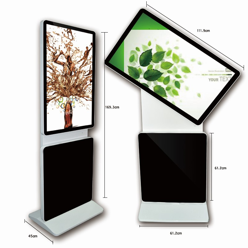 Kerchan 42 Inch Floor Stand Ethernet Lan Wifi Network Lcd Touch ...