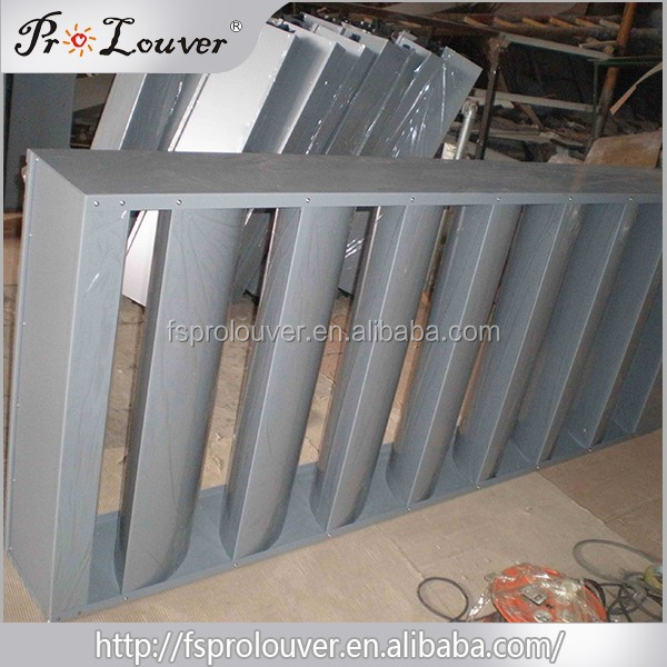 Lower infiltrating and escaping noise acoustic aluminum foam wall panel