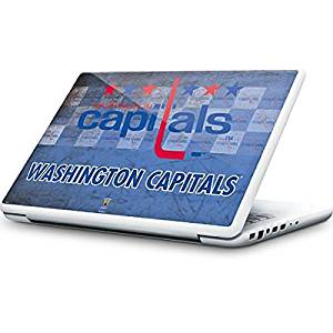 NHL Washington Capitals MacBook 13-inch Skin - Washington Capitals Vintage Vinyl Decal Skin For Your MacBook 13-inch