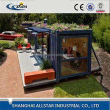Shanghai prefab shipping container house
