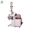 Glass Vacuum Rotary Evaporator Factory Sell 3l Mini Electronic Evaporator/ Rotovape W Heat Water Bath Lab Vacuum Distillation