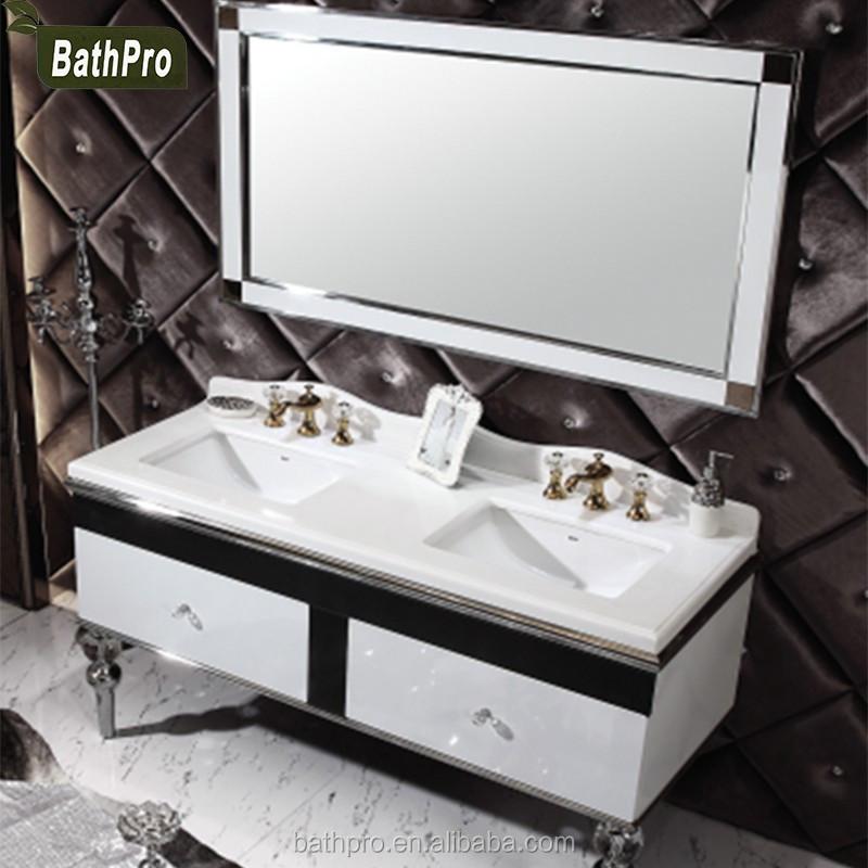 60 Inch Double Sink Bathroom