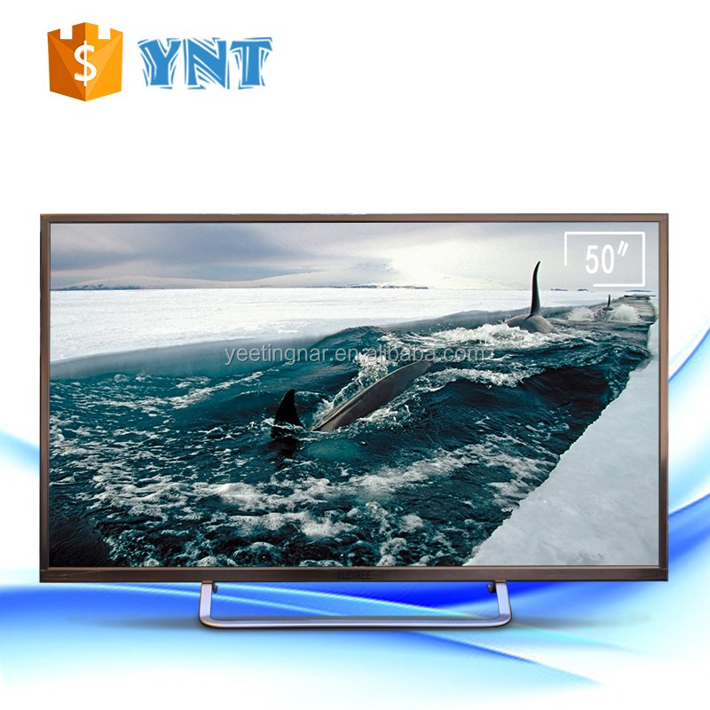 2016 led smart television for 55 inch led tv wiht usb flash/fhd / AUO/COM led tv panel dvbt/dvbt2 digital tv