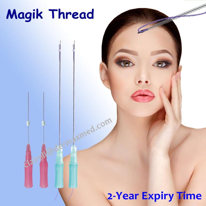 Hilos Tensores Rostro Magik Hilos Pdo Thread Lift Korea For Facial Beauty -  Buy Pdo Thread Lift Korea,Hilos Tensores Rostro Magik Hilos Pdo Thread