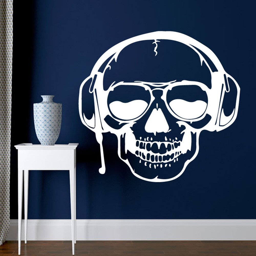 Naladoo Happy Halloween Home Household Room Wall Sticker Mural Decor Decal Removable New