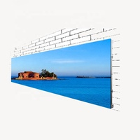 ultra slim smd 10ft x 12ft led screen1.25 pixel 2k 4k 16:9 led TV