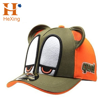 0ba5890a Children/kids caps sun hats with embroidery logo wholesale in China