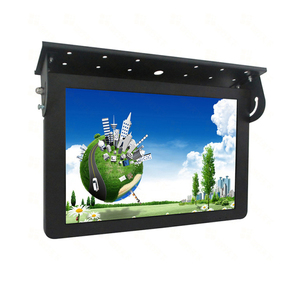"21.5"" adverting display for bus/taxi/car LCD Multimedia Advertising player"