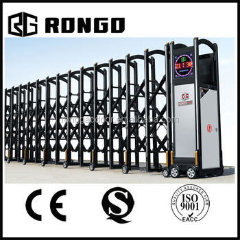 Aluminium Alloy Extendable Gate Suppliers In China