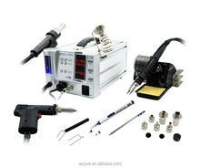 AOYUE INT2702A+ Lead Free 4 in 1 Soldering Rework Station
