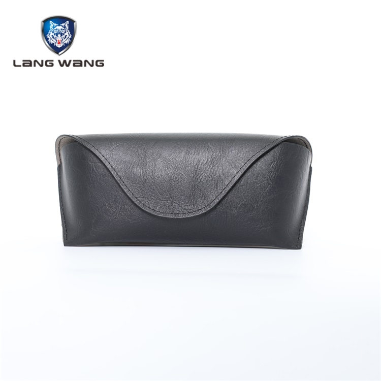 wholesale custom logo unique fashion durable soft eyeglass case thin