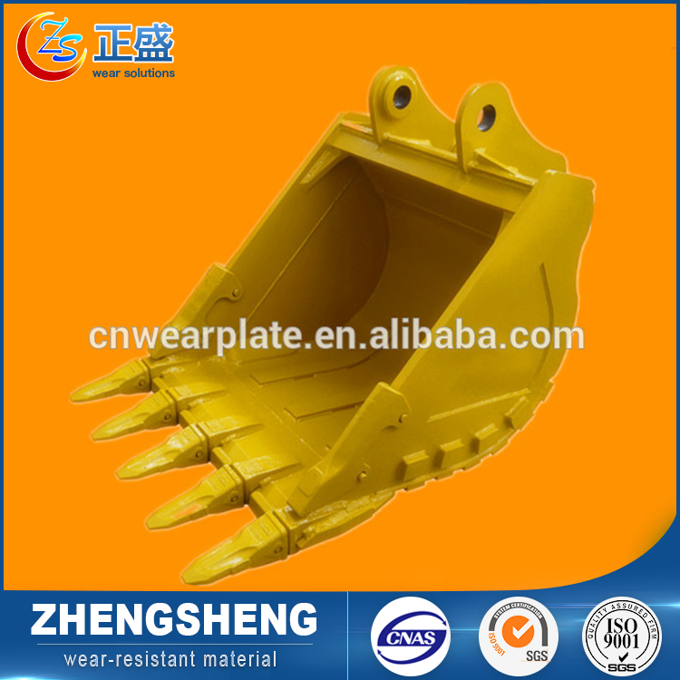 china excavator parts rizhao manufacturer wear resistant construction mini excavator bucket
