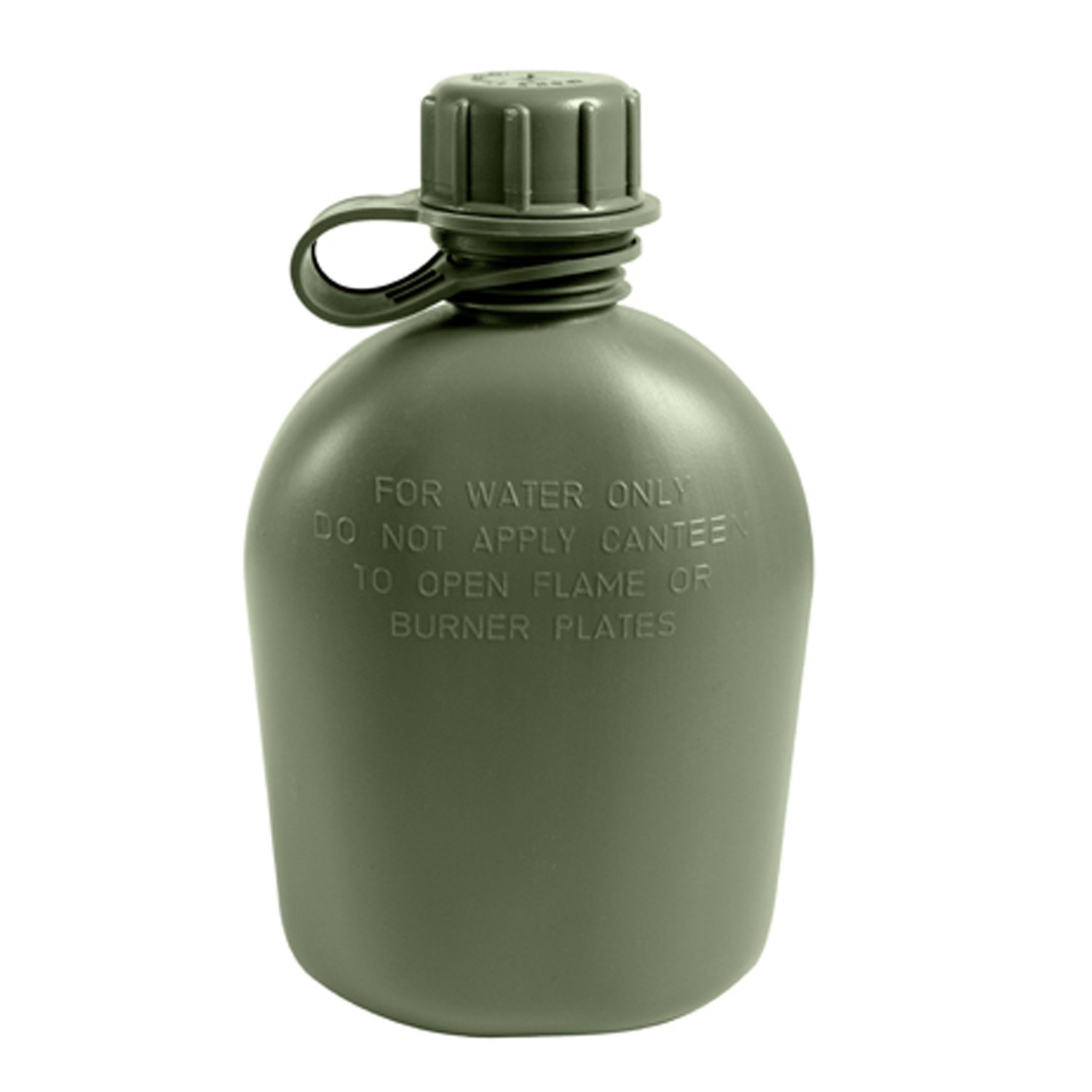 e20aff7f781 Get Quotations · Military Outdoor Clothing Never Issued U.S. Military  Canteen