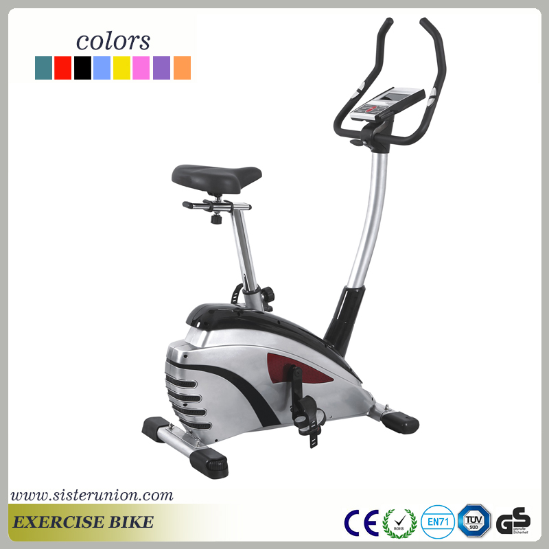 Ergometer Magnetic Spin Resistance Home Gym Exercise Fitness Bike