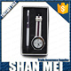 best suit for business men office gift set ball pen +watches pen gift set