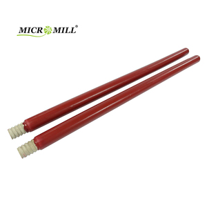 Manufacture supplier stable quality wooden poles window cleaning mop broom handle wooden poles
