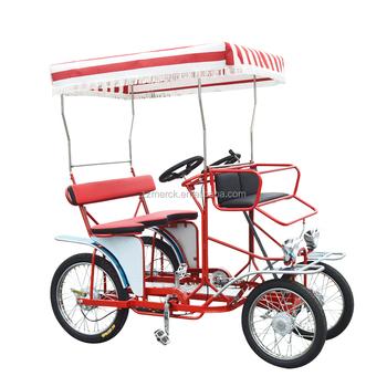 park rental used multi passengers pedal 4 wheel adult 2. Black Bedroom Furniture Sets. Home Design Ideas