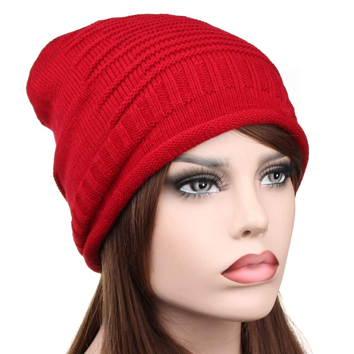 ca83a4c5f Cheap Knitted Slouchy Beanie Pattern Free, find Knitted Slouchy ...