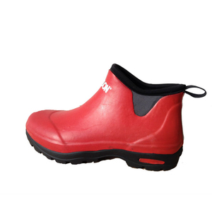 Buy women ankle rubber boots muck boots elastic SS-070