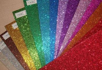 12x12 glitter paper