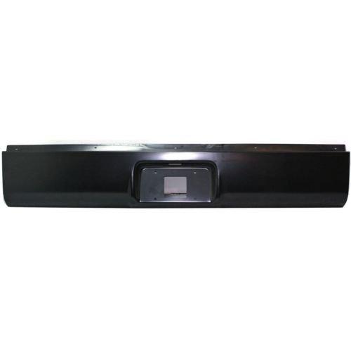Buy Bundle Rear Steel Roll Pan Fold Down License Plate