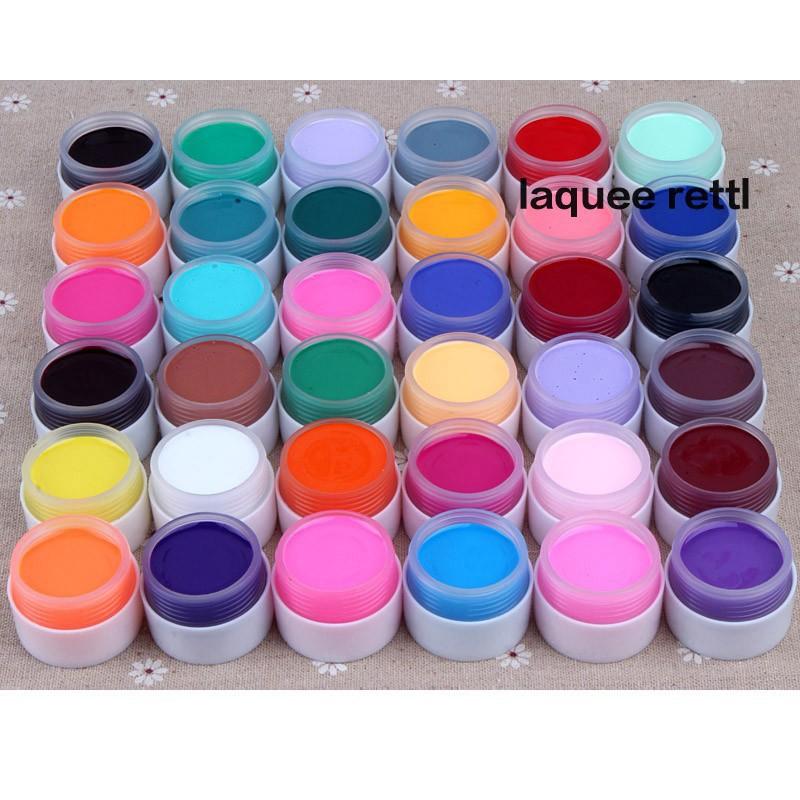 Aliexpress.com : Buy Pure Colors UV Gel Nail Polish
