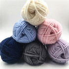 cheap 100% wool yarn pure wool for hand knitting and crochet