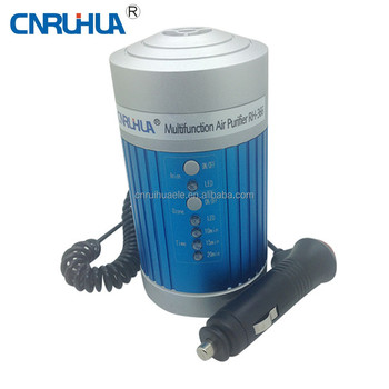 anion negative ion car air purifier- RH-366