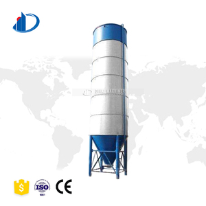 Durable Raw Material Storage 120 Ton Cement Silo for sale