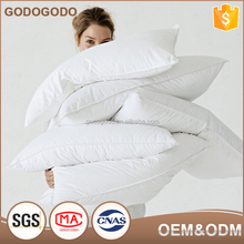 Wholesale Price Customize New Design Hotel Home Use Body Neck Bolster Goose Down Pillow