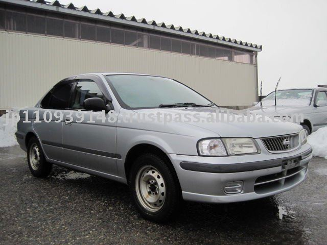 2000year Nissan Sunny Secondhand Car(used Car) #301-123